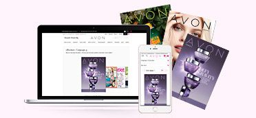 Flip through the Avon brochure & shop your favorites right from your computer or phone! #AvonRep  Enjoy!!