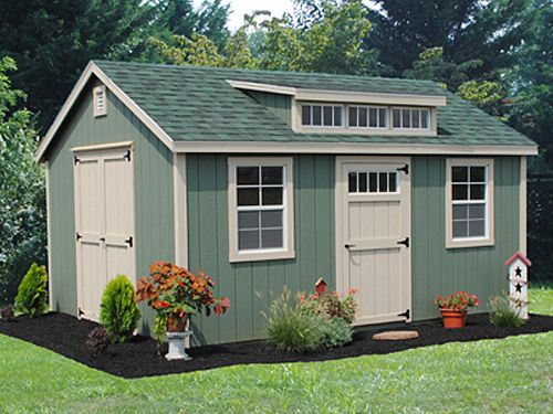 Victorian Sheds | This-n-That Amish Outlet