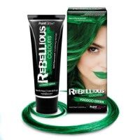 Rebellious Voodoo Green @ Beeunique
