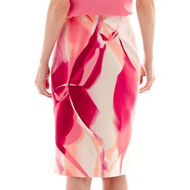 Worthington® Scuba Pencil Skirt - JCPenney