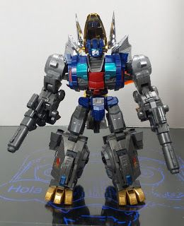 """Transformers One Mans Obsession: FansProject """"Lost Exo Realm"""" TFcon LER-02D CUBRAR (Exclusive Diaclone Version) and Tekour not Transformers Generation 1 Dinobot Slag review"""