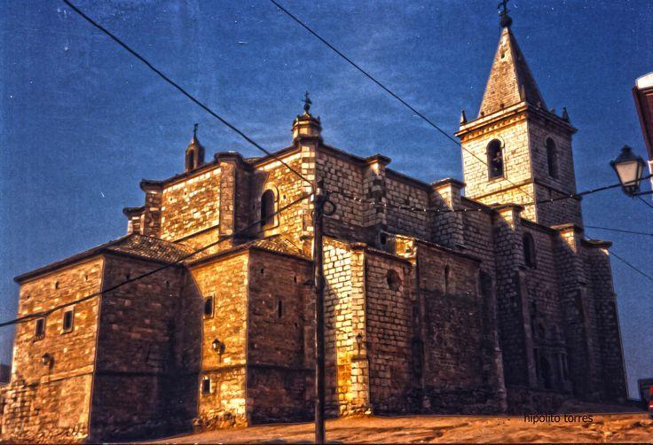 parroquial de la roda - albacete - españa