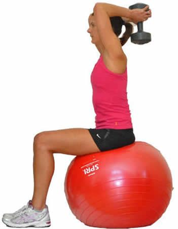 Triceps Extension Weight Loss Exercises: Effective Exercises For Lose Weight Fast