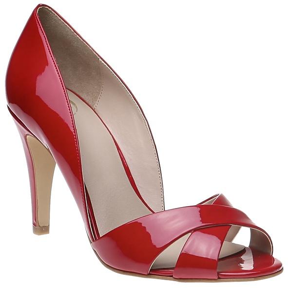 decoltè rosse  >> da far mettere laccetto a caviglia