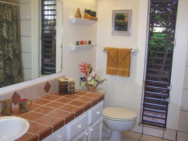 Hawaiian Bathroom Decor: Best 25+ Tropical Bathroom Ideas On Pinterest