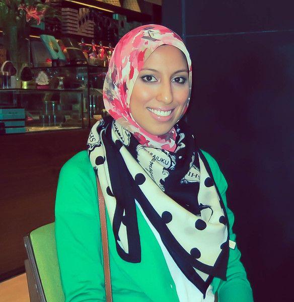 Haute Hijab Style
