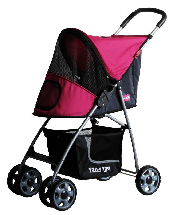 Transportin Perro Pet Stroller Foldable Dog Pushchair Pram/doggy /puppy Strollers Large Space Comfortable And Safe Multi Colors