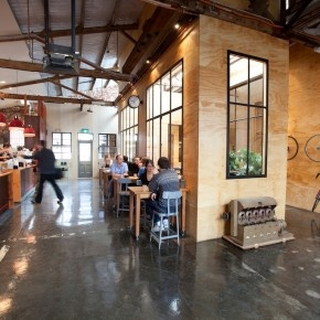 Seven Seeds cafe and Roastery, Melbourne