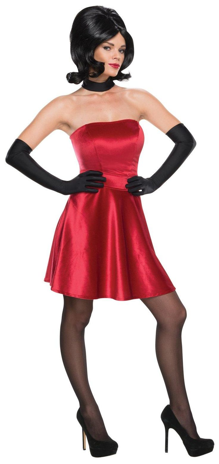 Minions Movie: Womens Scarlet Overkill Costume from Buycostumes.com