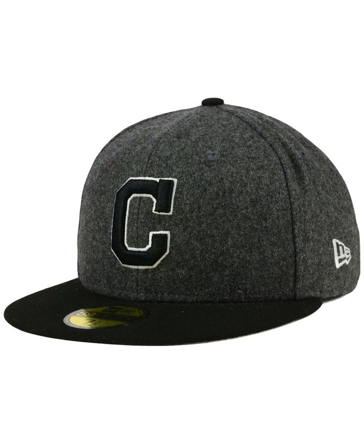 New Era Cleveland Indians Shader Melt 59FIFTY Cap