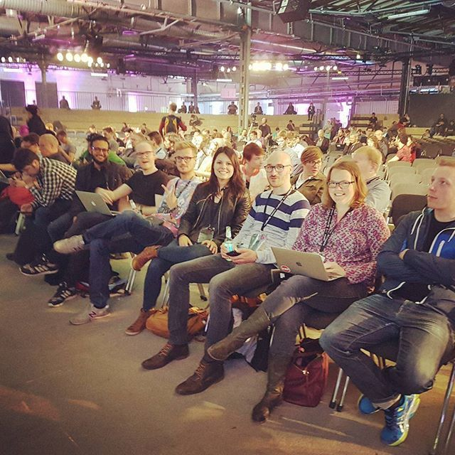 Re:publica 2016 - Berlin. @adblockplus and Flattr = @flattrplus #adblockplus #adblock #adblockers #technology #thefutureoftheweb #rpten #newsolutions #flattr #flattrplus #publishing #amazingnews  #geek #newtechnology #fundtheweb #fund #creative #fundcreativity