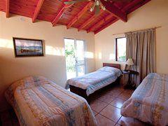 Dormitorio de casa de montaña 3 | Aromas del Mediterráneo Casas de Campo Habitaciones y SPA - Arroyo de Los Patos - Traslasierra
