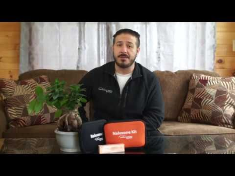 Naloxone (Narcan) Drug Overdose Kits
