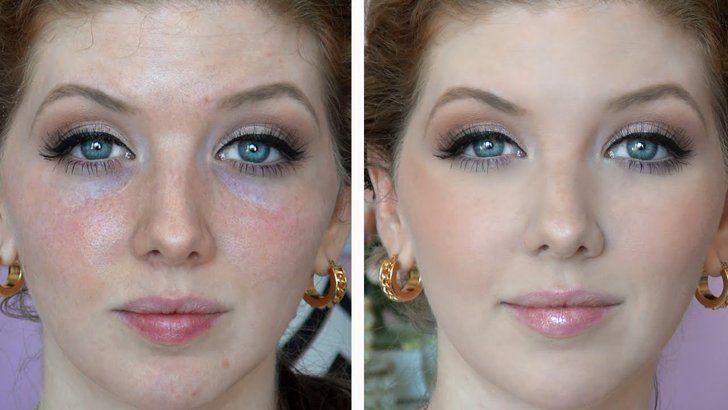 change eye color application