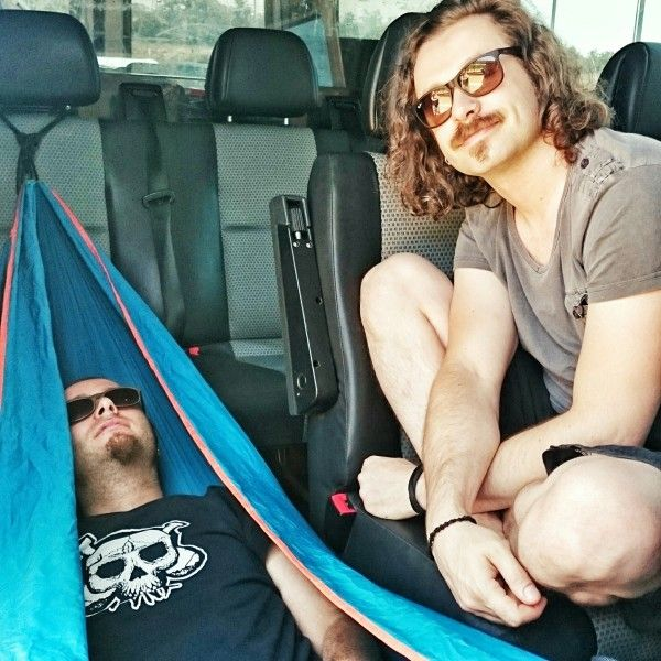 Tour made easy - going to Goulash Disko Festival 2015