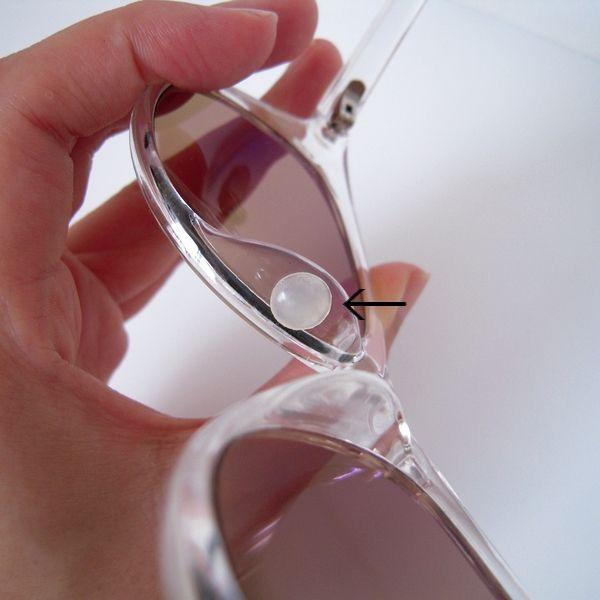 サングラスが似合わないを 100均にあるもので解消 簡単diy Numakoのブログ サングラス 100均 ブログ