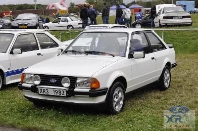 Ford escort XR3i 1982