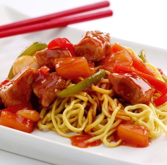 Рецепты, китайская кухня, свинина по-сычуаньски