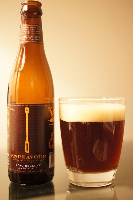 Endeavour 2010 Reserve Amber Ale
