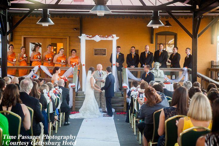 42 best gettysburg weddings images on pinterest for Gettysburg wedding venues
