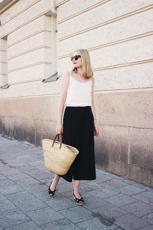 Culottes: the summer edition
