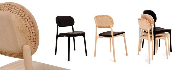 Unna Chair by Monica Förster for Zanat