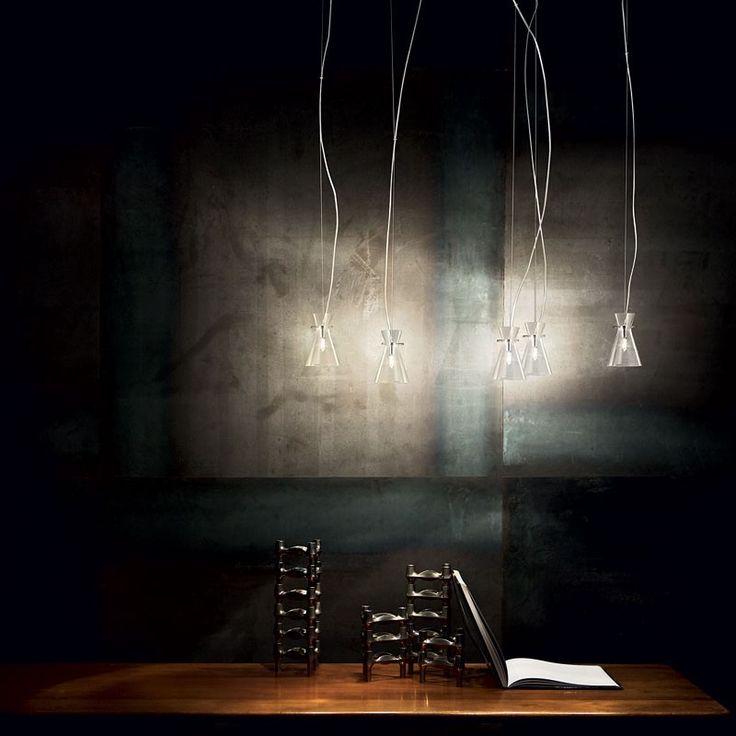 Memory XXS 5 Light Pendant | De Majo