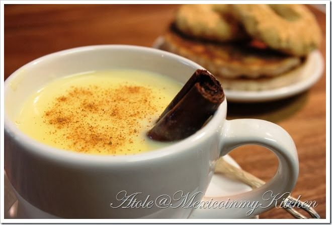 When is freezing cold outside, and in a cool fall day a corn masa atole is an excellent way to keep me warm. There are many different ways to make this creamy drink, with the texture of a milkshake. Cooks use corn masa, corn starch, flour, oatmeal, toasted corn meal or rice, just to...Read More