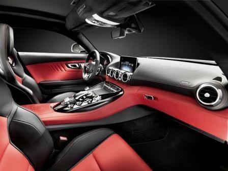 interior Mercedes-Benz AMG