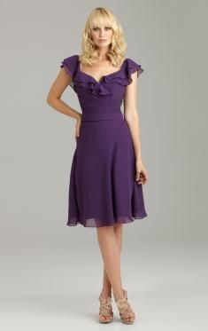 Page 4 of 5 for Purple Bridesmaid Dresses, Cadbury Purple, Lilac Bridesmaid Dresses