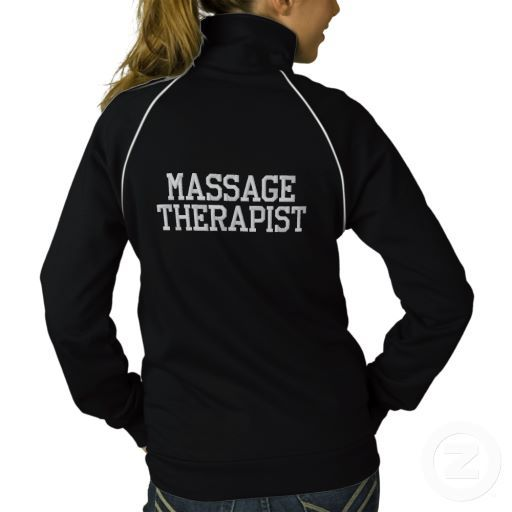 MASSAGE THERAPIST JACKET, I need one of these when going to clients houses ^_^