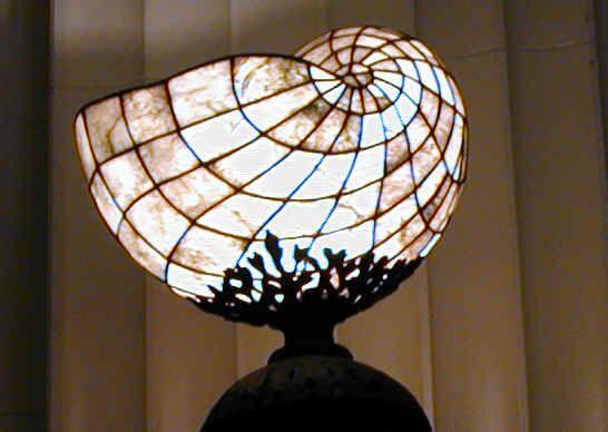 Tiffany Fixture - John G. Shedd Aquarium