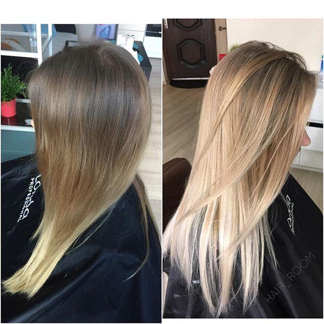 Окрашивание, корни остались натуральные✔️ + ботокс ✳️#окрашивниемытищи #шатуш #калифорнийскоемелирование #омбре  #окрашивание #ботокс #ботоксмытищи #кератиновоевыпрямление #кератиновоевыпрямлениемытищи #волосы #ботоксволосмытищи #vegas_nay #balayage #ombre #shatush #hair #color #botox #hairtutorial #olaplex #окрашиваниемосква #омбремосква #окрашиваниекоролев #королевомбре #ботокскоролев #художественноеоформлениебровей #бровимытищи #брови #лечениеволос