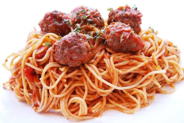 Easy Spaghetti and Meatballs Recipe | Healthy Recipes Blog