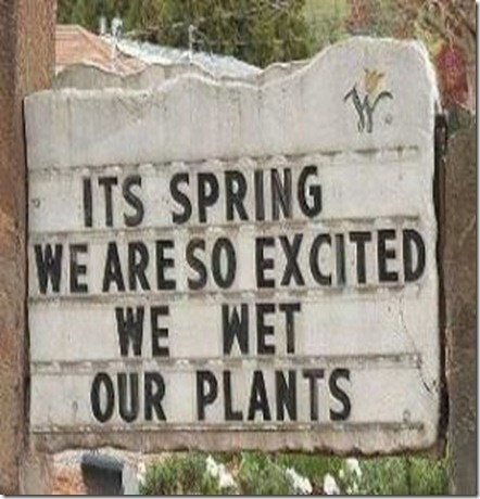 hahaLaugh, Shops Signs, Funny Signs, Quote, Flower Shops, Gardens Signs, Plants, Spring, Gardens Humor