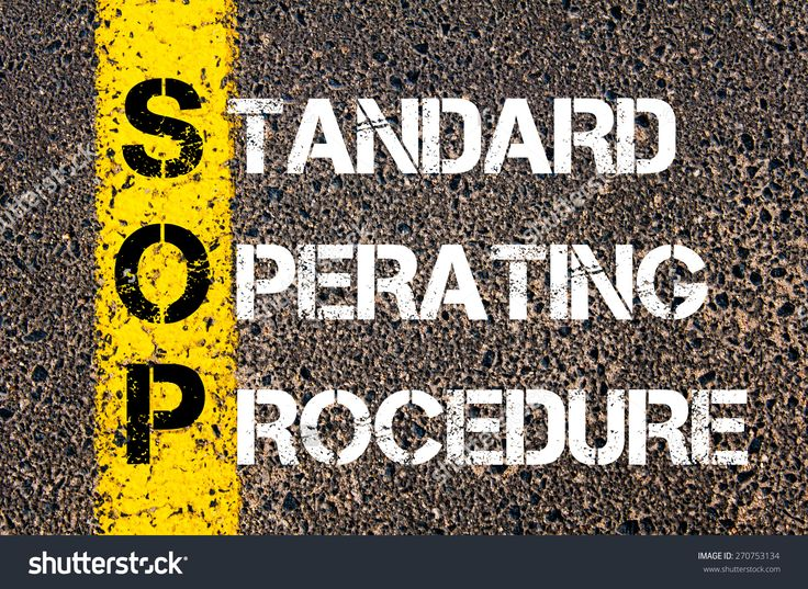 EMPLOYEE STANDARD OPERATING PROCEDURES (SOP) AND WHY YOUR ORGANIZATION NEEDS IT