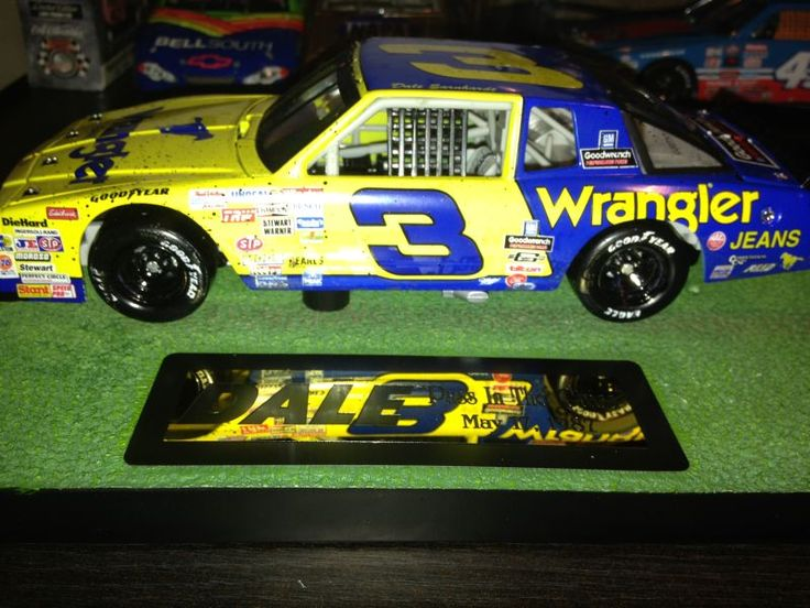 1987 dale earnhardt wrangler monte carlo pass in the. Black Bedroom Furniture Sets. Home Design Ideas