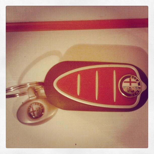 "Alfa Romeo ""Giulietta"" - The key of the roadAlfa Romeo, Romeo Juliet"