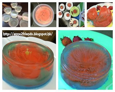 how to prepare jelly using gelatin