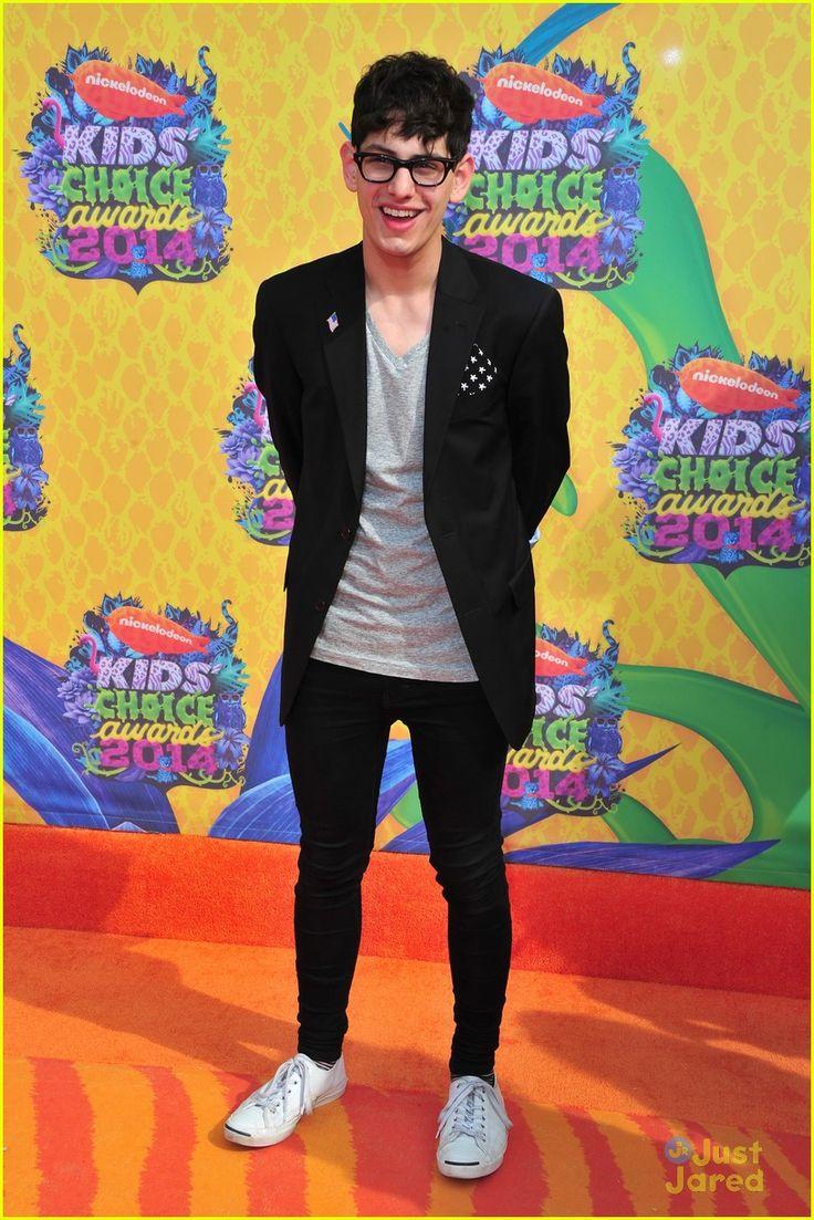 Matt Bennett - Kids Choice Awards 2014