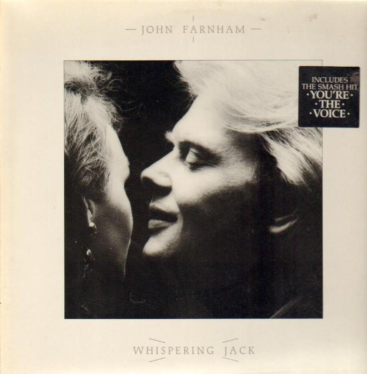 John Farnham, Whispering Jack