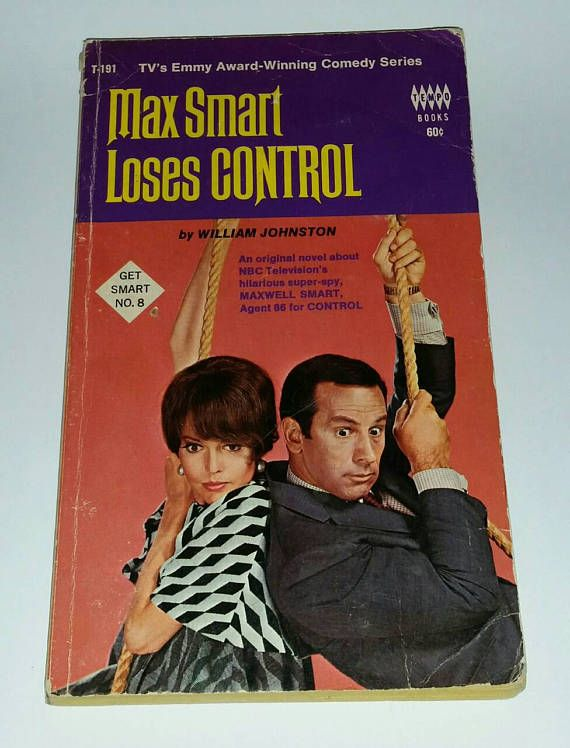 Check out this item in my Etsy shop https://www.etsy.com/ca/listing/533390437/vintage-get-smart-book-max-smart-loses
