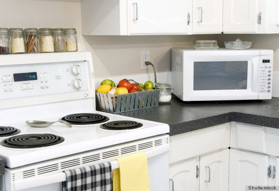 The Best Cleaning Tips - Clean Your Stove Top... using a baking soda and water cleaning solution. First, combine one tablespoon of salt with one tablespoon of baking soda. Next, add one tablespoon of water and mix the paste together. Then, dip a cloth into the cleaner and scrub away.