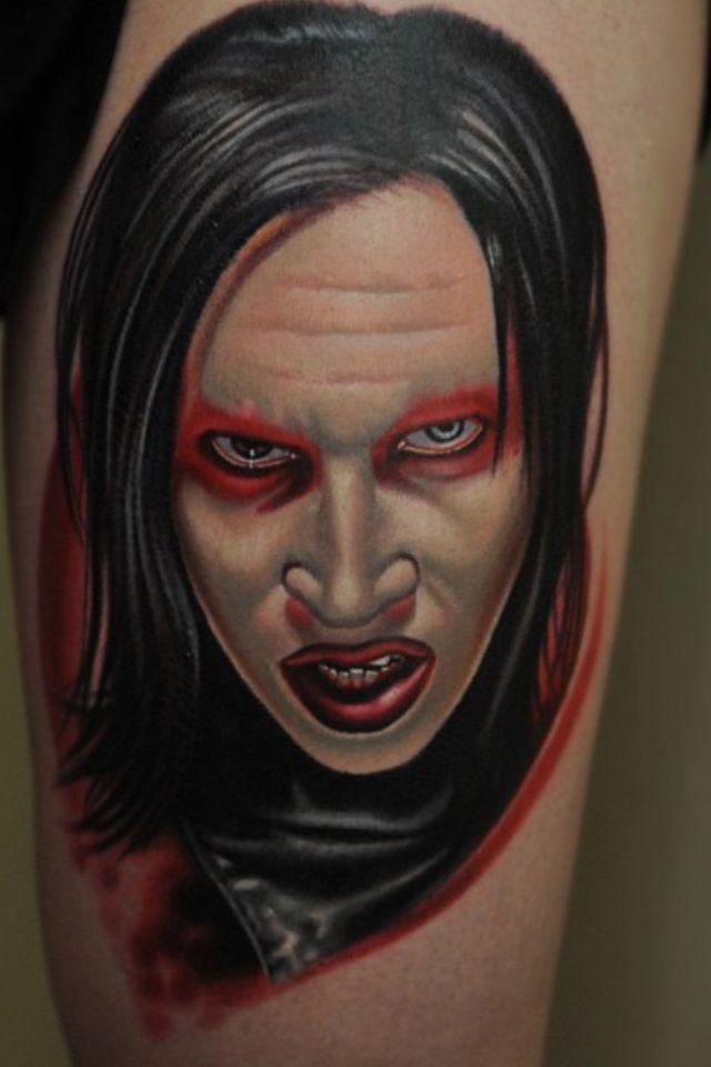 Tattoo by Nikko Hurtado