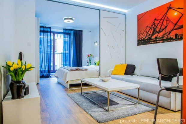 Zdjęcie numer 1 w galerii - Kolorowe mieszkanie we Wrocławiu