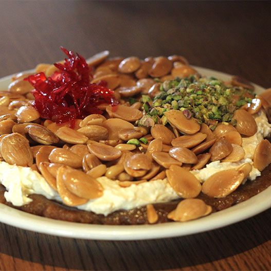 One of the most delicious Lebanese dessert, famous mostly in Tripoli