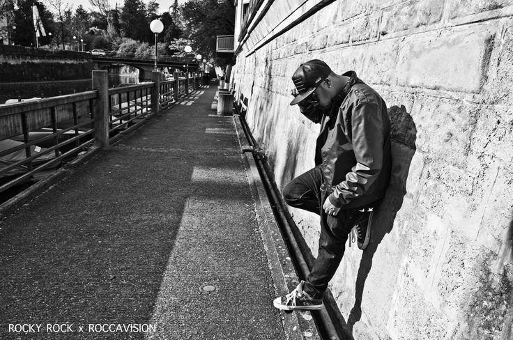 'ROCKY ROCK' (DJ  PRODUCER) | www.roccavision.com
