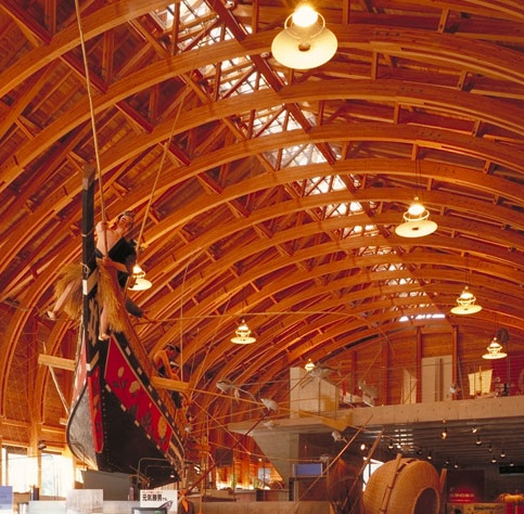 @Dustin Locke here's the inside of the Sea Folk Museum, in case you're looking for it :-)