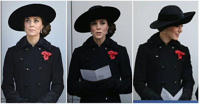 #NEWS #NEW #TODAY The Duchess of Cambridge joined members of the Royal family for this morning's Remembrance Sunday ceremonies in London. Kate is wearing a coat by Diane von Furstenberg.  13 November 2016 . . . . . . #picoftheday #postoftheday #bestoftheday#Katemiddleton #theduchess #duchessofcambridge #royals #Catherine #elizabeth #princewilliam #beautiful #princess #Kate #middleton #queentobe #catherinethegreat #happiness #royalty #lovethem #british #theduchess #duchessofcambridge #dvf