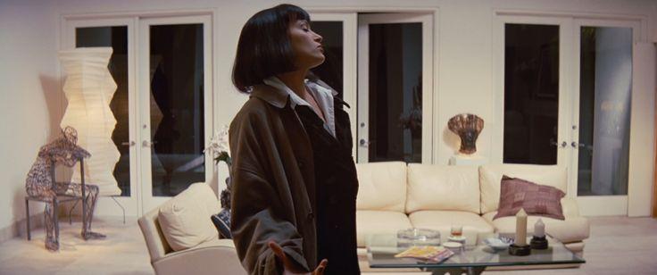 Pul Fiction (1994).  Quentin Tarantino.  Wallace´s house detalis.